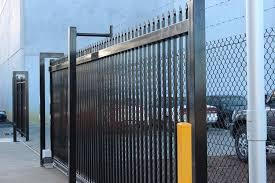 Powder Coated Tubular Steel Fence For Sale Steel Tubular Fence Manufacturer From China 105988830