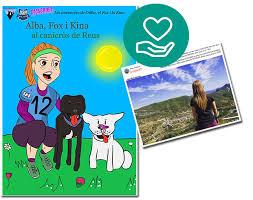 Ajuda'ns a editar el conte de l'ALBA, la KINA i el FOX — Verkami