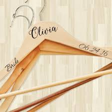 Wedding Hanger Decal Personalized Wedding Hanger Sticker Etsy Wedding Hangers Personalized Wedding Hangers Bridal Party Hangers
