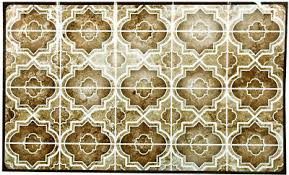 Brown Marble Quatrefoil Tile Foil Backsplash Wall Art Decal 29 5 Peel Stick 639277873095 Ebay