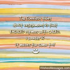funny engagement quote humor for engaged couple funny engagement