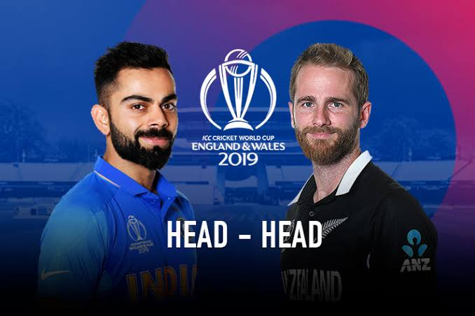 ICC Cricket World Cup (2019) India VS New Zealand   [10 July]   Full Match   Free Stream   Watch Online  