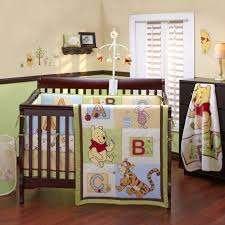 pooh nursery bedding for nursery room