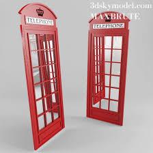 mirror london telephone bốt điện thoại