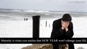 sad new year quotes and sayings status about love