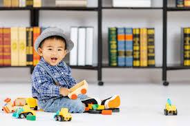 Tăng trưởng và phát triển của trẻ ở khoảng 1 tuổi (12 tháng tuổi ...