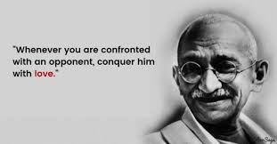 powerful quotes of mahatma gandhi which inspires us for good
