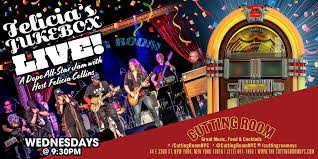 The Cutting Room » Felicia's Jukebox Live – Tickets – The Cutting Room –  New York, NY – December 18th, 2019