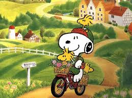spring snoopy wallpapers wallpaper cave