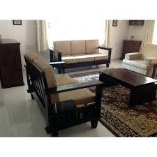 wooden furniture for living room