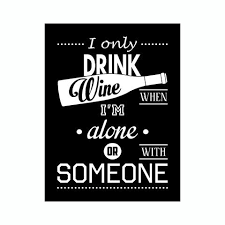Wine Car Window Decals Doggy Style Gifts