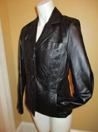 wilsons leather black pelle studio