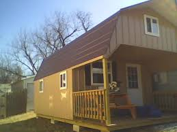storage shed into your tiny