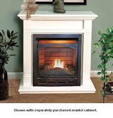 vantage hearth vent free gas fireplace