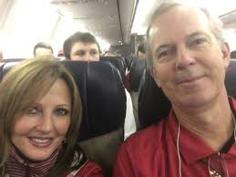 """Pamela Ivy Bell on Twitter: """"Nothing like getting up at 3:00 am to go to a  football game. BOOMER SOONER #OU #RoseBowl2018 #Sooners #SoonerNation… """""""