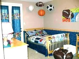 Sports Bedroom Kids Decor Boy Sport Ideas Room Memorabilia Muconnect Co