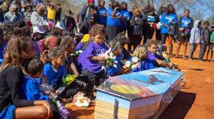 Hundreds Paid Tribute To Youngest Rabbit Proof Fence Girl At Funeral Nitv