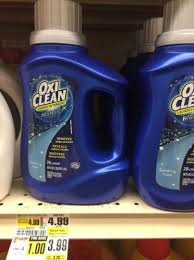 oxiclean laundry detergent deal