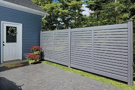 Good Fences Make Good Neighbors Certainteed Vinyl Fence Horizontal Fence Vinyl Fence Cost
