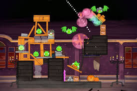 Angry Birds Trilogy Fowl Tempered DLC out now, adds 135 levels and ...