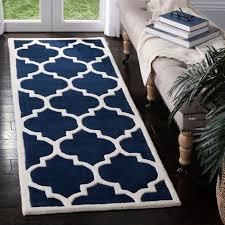 safavieh handmade moroccan dark blue