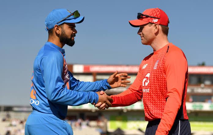 """Image result for Morgan-Kohli toss"""""""