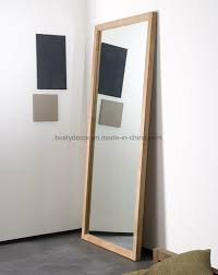 wood frame full length floor