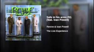 Safe in his arms Pt1 (feat. Ivan Powell) - YouTube