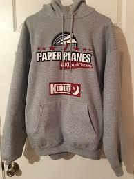 kloud clothing paper planes hoo
