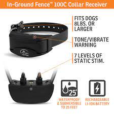Rechargeable In Ground Fence System By Sportdog Sdf 100c