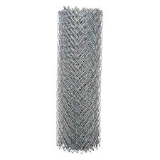 Master Halco 5 Ft X 50 Ft Galvanized Steel 11 Gauge Chain Link Fence Roll Lowe S Canada