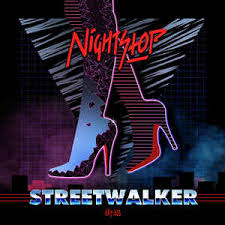 synthwave retrowave on vinyl by
