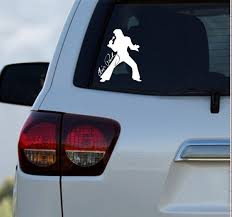 Car Decal Car Decal Rock And Roll Decal Car Sticker Etsy