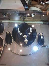jewelry display cases आभ षण प रदर शन