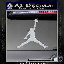 Air Jordan Jumpman 23 Decal Sticker A1 Decals