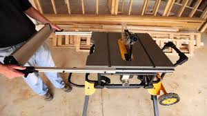 Quick And Easy Table Saw Set Up Youtube