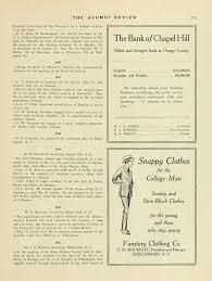 Carolina Alumni Review - June 1920 - page 329