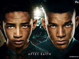 Screenwriter reveals After Earth wasn't meant to be a sci-fi movie