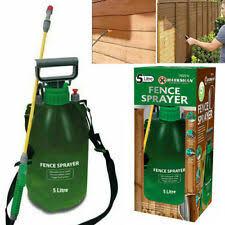 Fence Sprayer For Sale Ebay