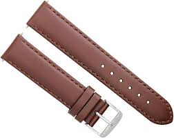 18mm 19mm 20mm leather watch band strap