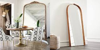 large standing and floor mirrors