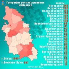 14 августа власти обсудят переход Псковской области на третий этап ...