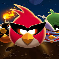 10.9 million people have played Angry Birds Space. This man is the ...