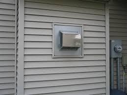 vent a pellet stove through a wall