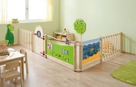 Children S Room Partition Picket Fence 870198 Play Panels And Room Partitions