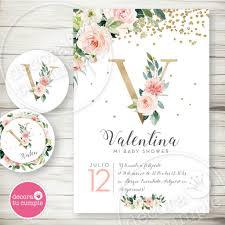 Kit Imprimible Romantico Rosas Vintage Dorado Invitacion Digital