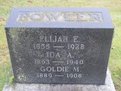 Ida Ann McKinsey Fowler (1863-1940) - Find A Grave Memorial