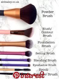 make up brush starter kit abibailey