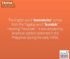 morning Kapuso Tagalog word English ...