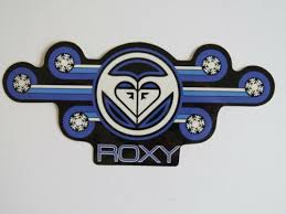 Roxy Quiksilver Snowboard Snow Car Decal Sticker Window Lot Culture Clothing Sporting Goods Skateboarding Longboarding Stickers Decals Dr Lindner Ipn Co Il